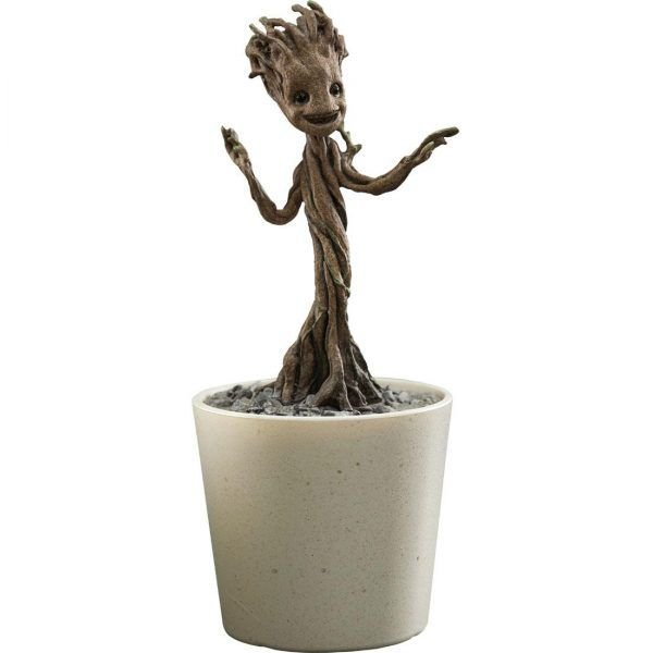 Mini Groot Guardiões da Galáxia - Escala 1/4 - Hot Toys