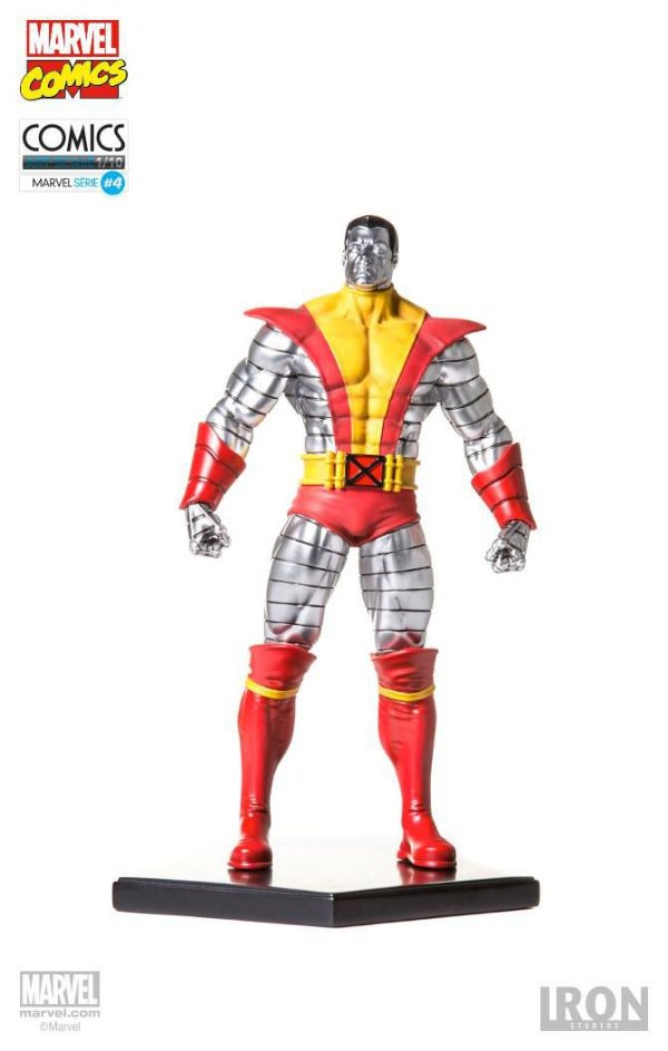 Colossus Marvel Comics Art Scale 1/10