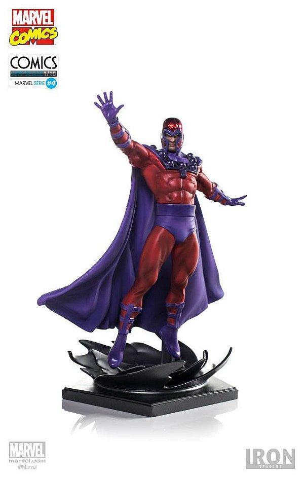 Magneto Marvel Comics Art Scale 1/10 - Iron Studios