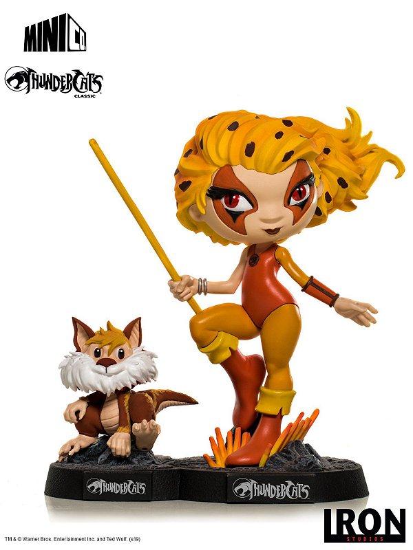 Cheetara & Snarf - Thundercats Minico