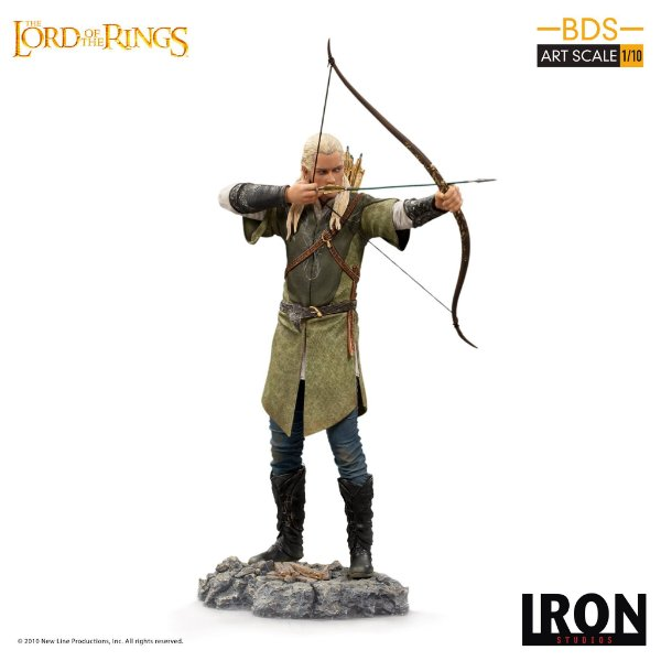 RESERVA: Legolas BDS Art Scale 1/10 - Lord of the Rings