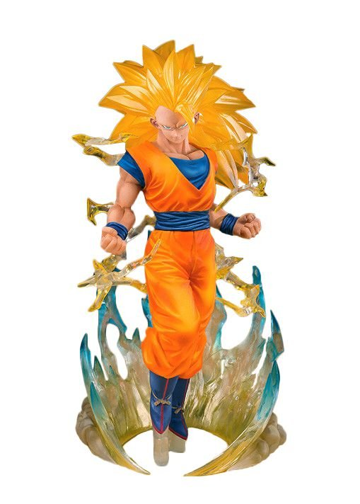 Goku Super Sayajin 3 - Figuarts Zero