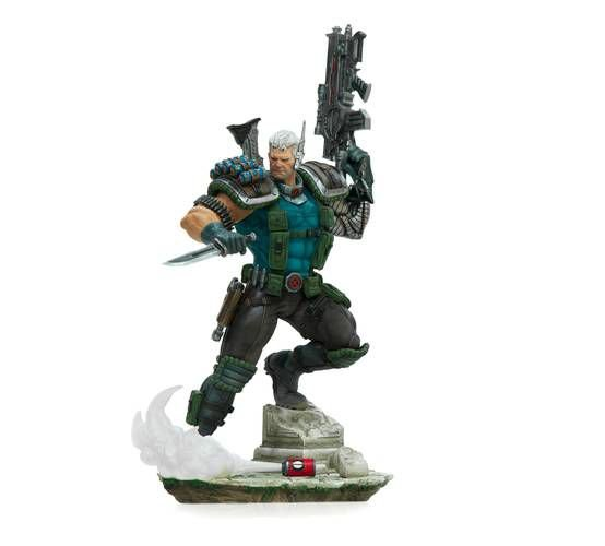 Cable BDS Art Scale Marvel Comics - CCXP 2019