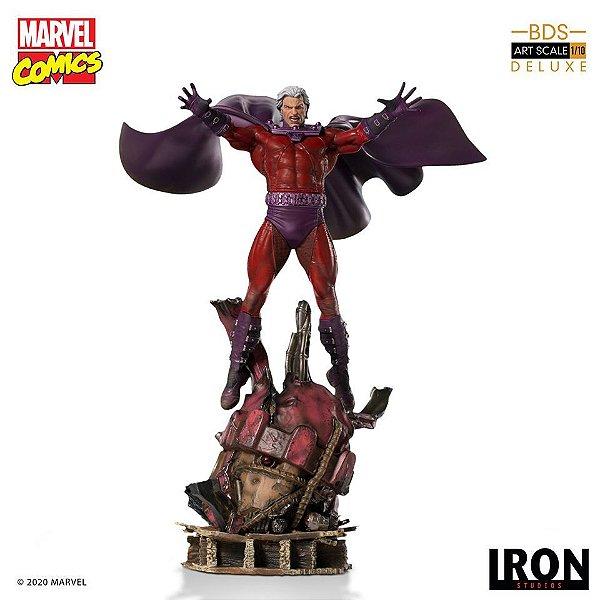 RESERVA: Magneto Deluxe BDS Art Scale Marvel Comics