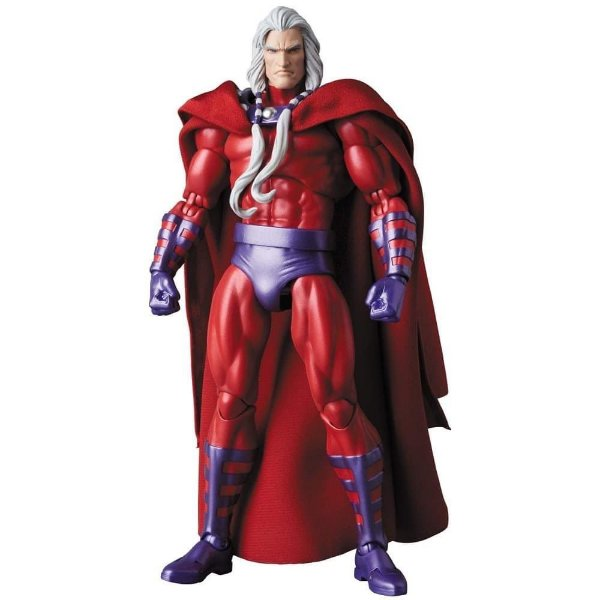 PRÉ-VENDA: Magneto Comic Version - Mafex