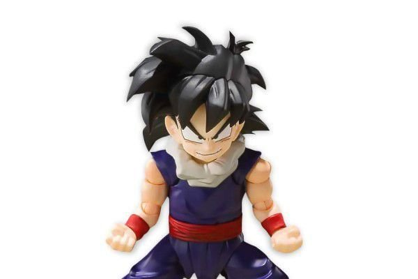 PRÉ-VENDA: Kid Gohan Dragon Ball Z - Sh Figuarts Bandai