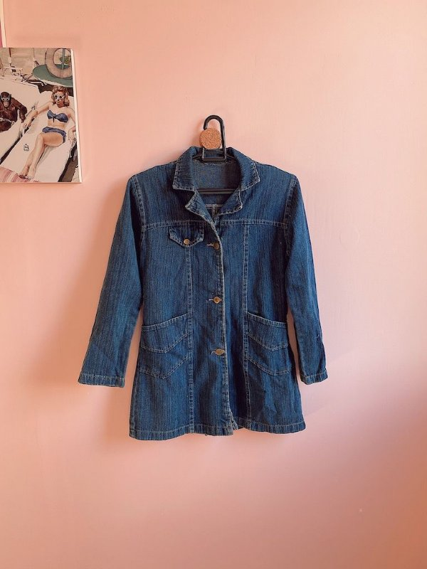 Jaqueta jeans P/PP