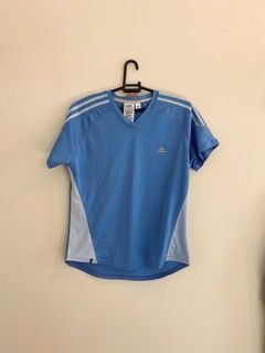Camiseta Adidas Lilas