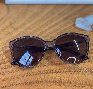 Óculos Texturizado cinza