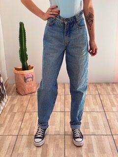 Calça Mom jeans zoomp