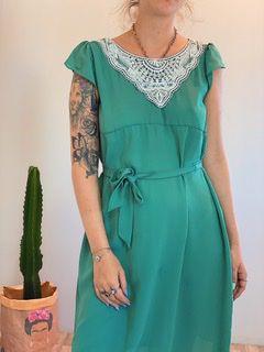 Vestido vntage classic