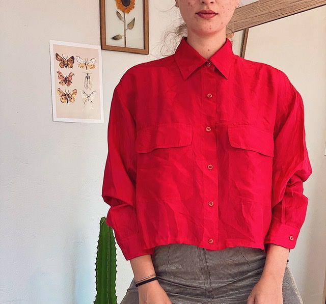 Camisa Cherry