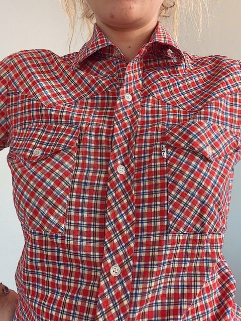 Camisa quadriculada LEWIS