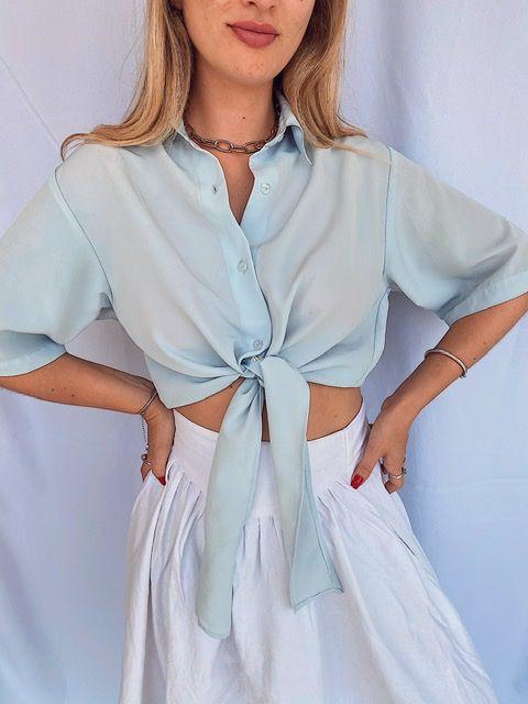 Camisa Nózinho Vintage