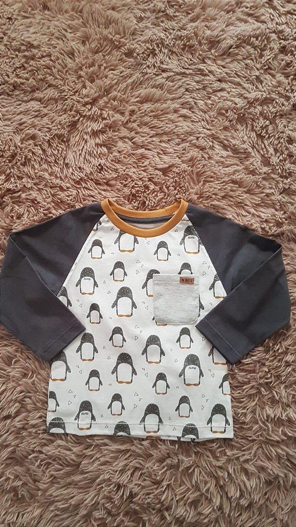 18903  Tm 1_camisetas  masculino  Pinguins