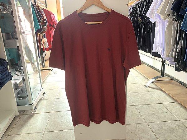 Camiseta acostamento vermelho EG