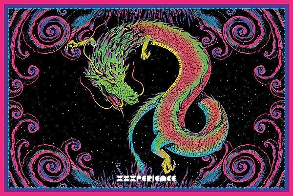 Bandeira / Canga XXXPERIENCE Dragon