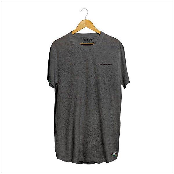 Camiseta XXXPERIENCE Black Dragon - Chumbo
