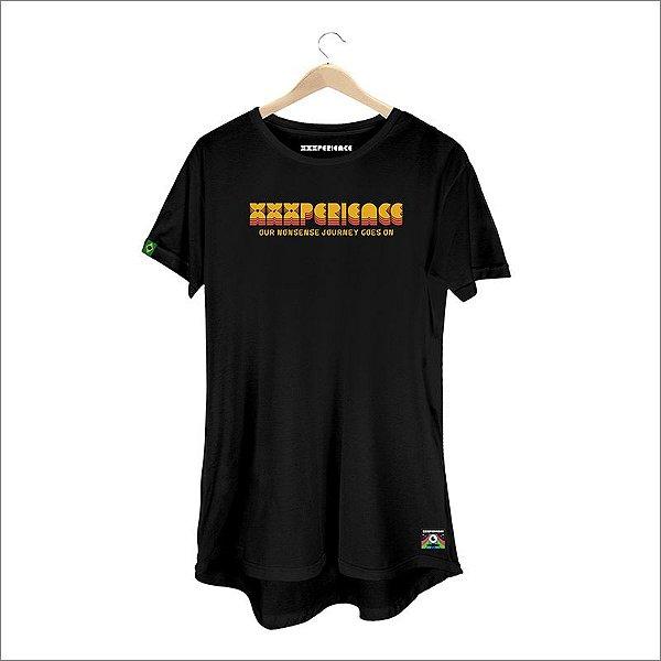 Camiseta Feminina XXXPERIENCE - Preta