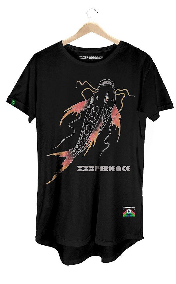 Camiseta XXXPERIENCE Carpa - Preta