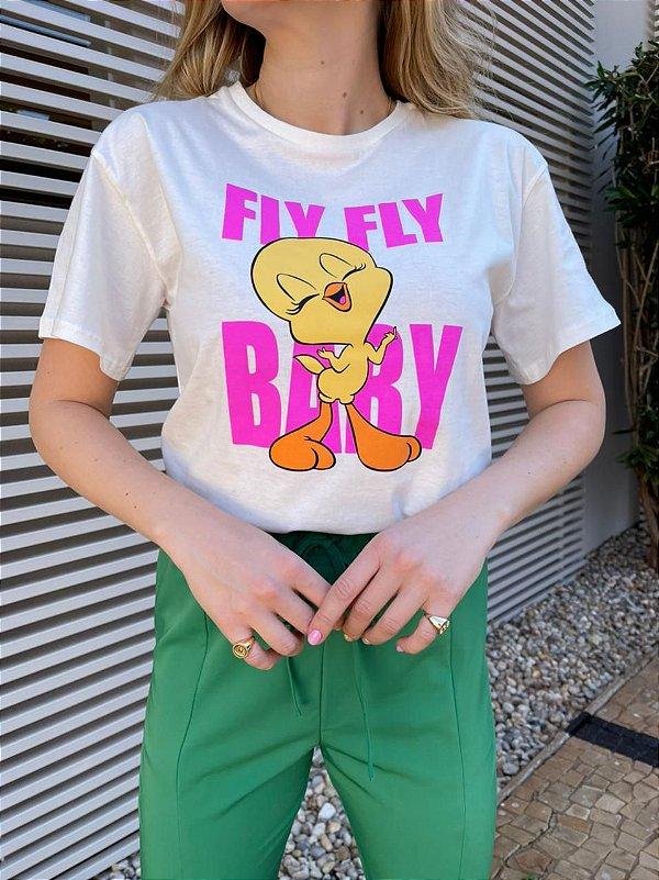 CAMISETA FLY FLY