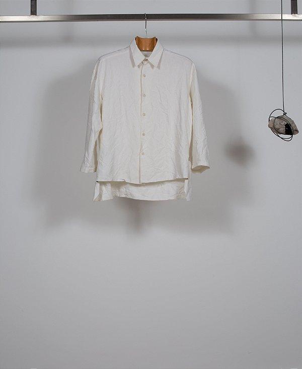 Camisa Ziper Bi