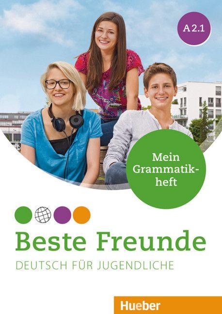 Beste Freunde A2/1 - Mein Grammatikheft
