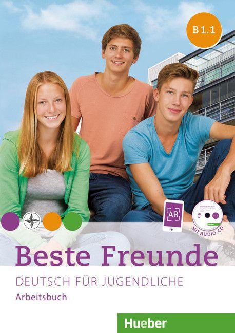 Beste Freunde B1/1 - Arbeitsbuch mit AUDIO-CD