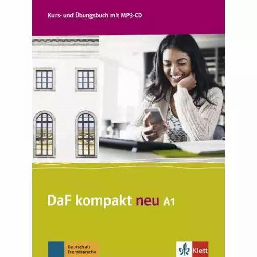DaF kompakt Neu A1 - Kurs- und übungsbuch + MP3-CD