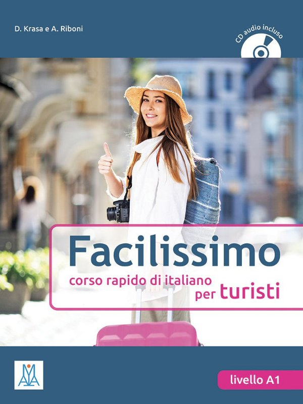 Facilissimo - Libro dello studente e esercizi + CD-Audio - A1