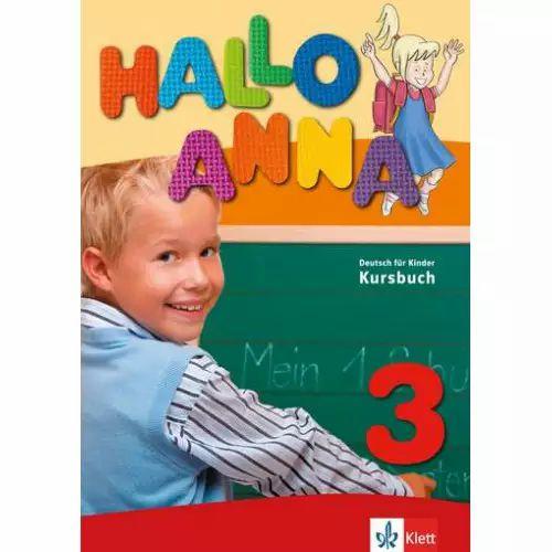 Hallo Anna 3 - Lehrbuch + 2 Audio-CDs