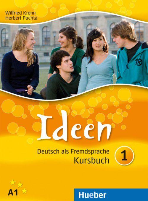 Ideen 1 - Kursbuch - A1