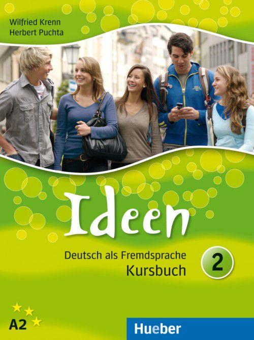 Ideen 2 - Kursbuch - A2