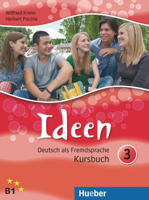 Ideen 3 - Kursbuch - B1