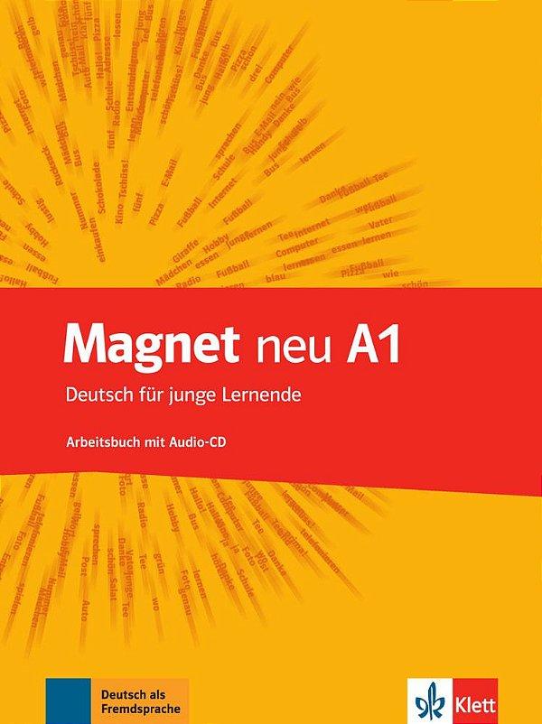 Magnet neu A1 - Arbeitsbuch mit Audio-CD
