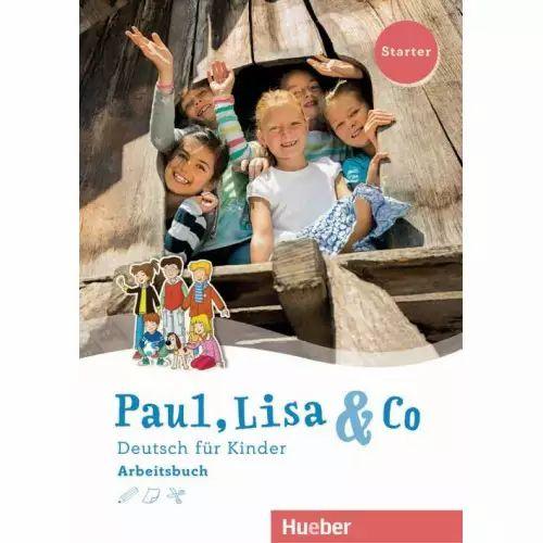 Paul, Lisa & Co Starter - Arbeitsbuch