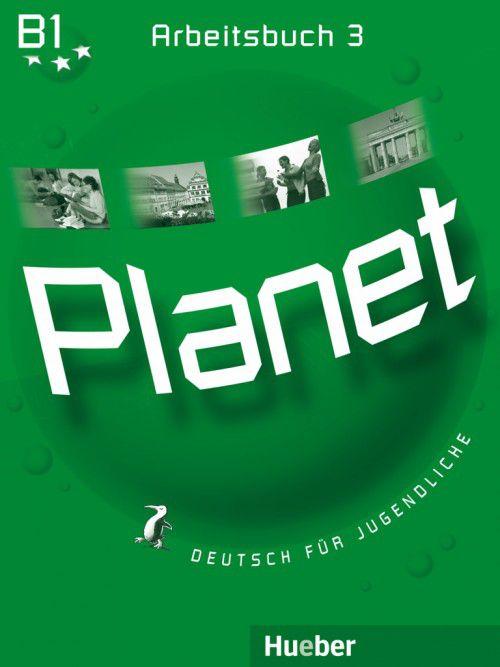Planet 3 - Arbeitsbuch - B1