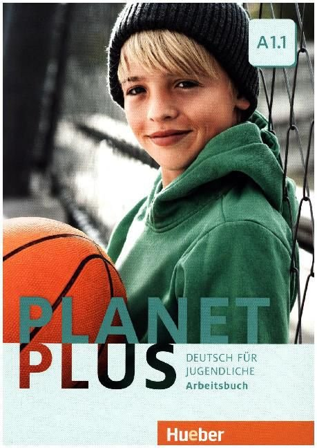 Planet Plus A1/1 - Arbeitsbuch (livro de exerc¡cios)