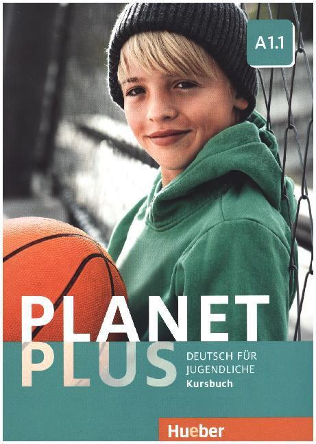 Planet Plus A1/1 - Kursbuch (livro de classe)