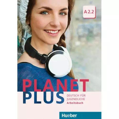 Planet Plus A2/2 - Arbeitsbuch (livro de exercicios)