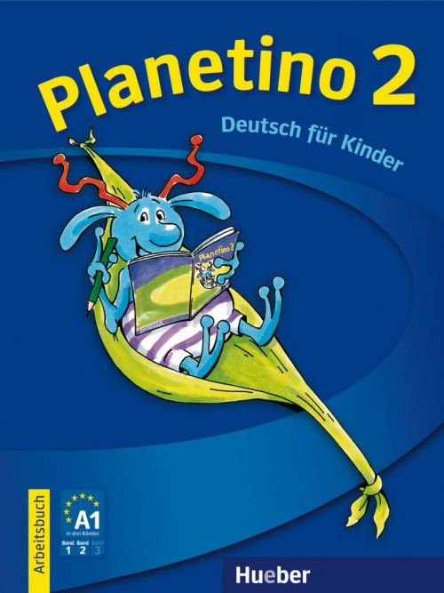 Planetino 2 - Arbeitsbuch - A1/2