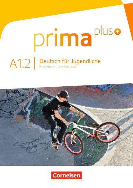 Prima Plus A1/2 - Schülerbuch