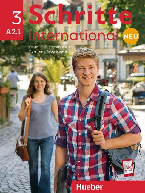 Schritte International Neu 3 - A2/1 (NOVA EDIÇÃO)