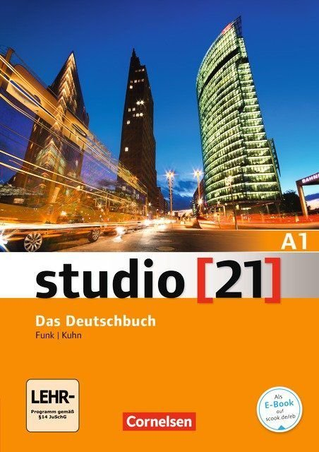 Studio 21 A1 - Kurs- und Übungsbuch mit DVD-ROM (VERSÇO ANUAL)