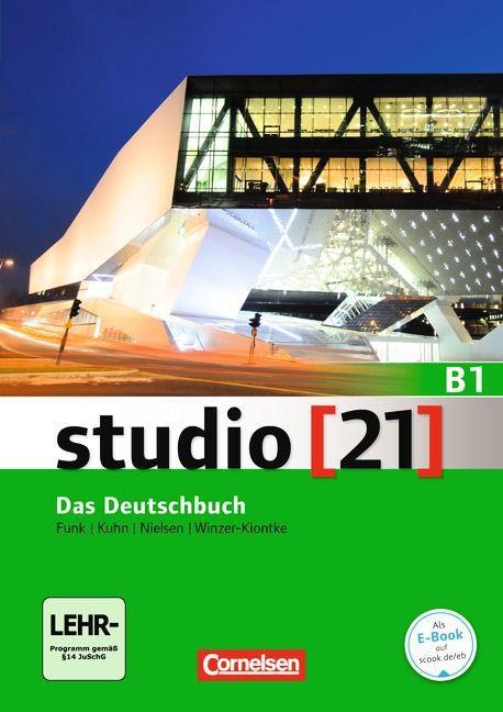 Studio 21 B1 - Kurs- und šbungsbuch mit DVD-ROM (VERSÇO ANUAL)