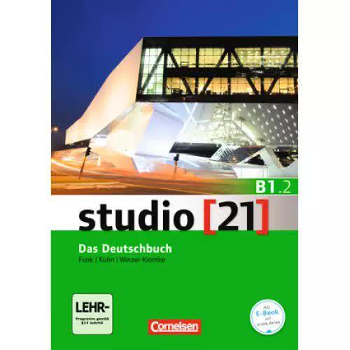 Studio 21 B1: Teilband 2 - Kurs- und šbungsbuch mit DVD-ROM (VERSÇO SEMESTRAL PARTE 2)