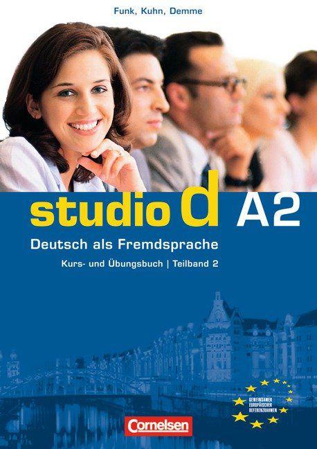Studio D A2: Teilband 2 - Einheit 7-12 (VERSÃO SEMESTRAL PARTE 2)