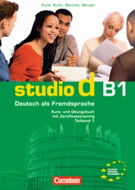 Studio D B1: Teilband 1 - Einheit 1-5 (VERSÇO SEMESTRAL PARTE 1)