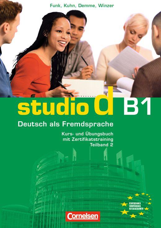 Studio D B1: Teilband 2 - Einheit 6-10 (VERSÃO SEMESTRAL PARTE 2)