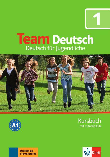Team Deutsch 1 - Kursbuch + 2 Audio-CDS